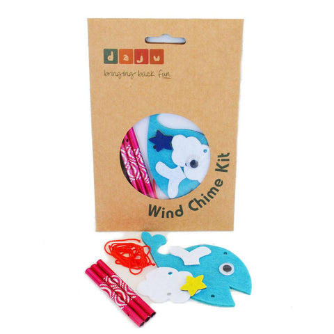 Whale Wind Chime Kit