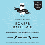 Roarrr Balls Mix - DIY Kit