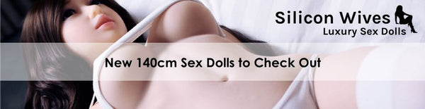 New 140cm Sex Dolls to Check Out