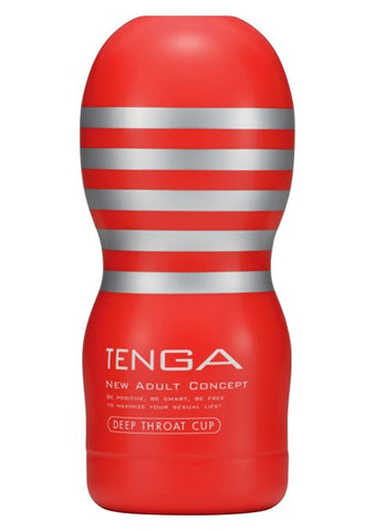 Tenga Deep Throat Cup Sex Doll Alternative