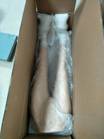 Sex Doll Legs Packaging
