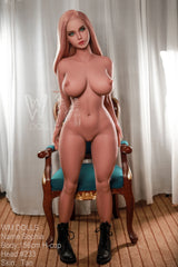 Nicole: Pink Hair Sex Doll