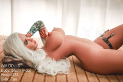 Storm: Bubble Butt Sex Doll