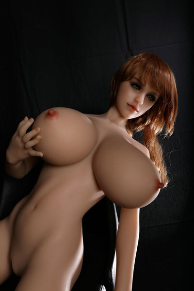 Ruby: Huge Tits Silicon Sex Doll