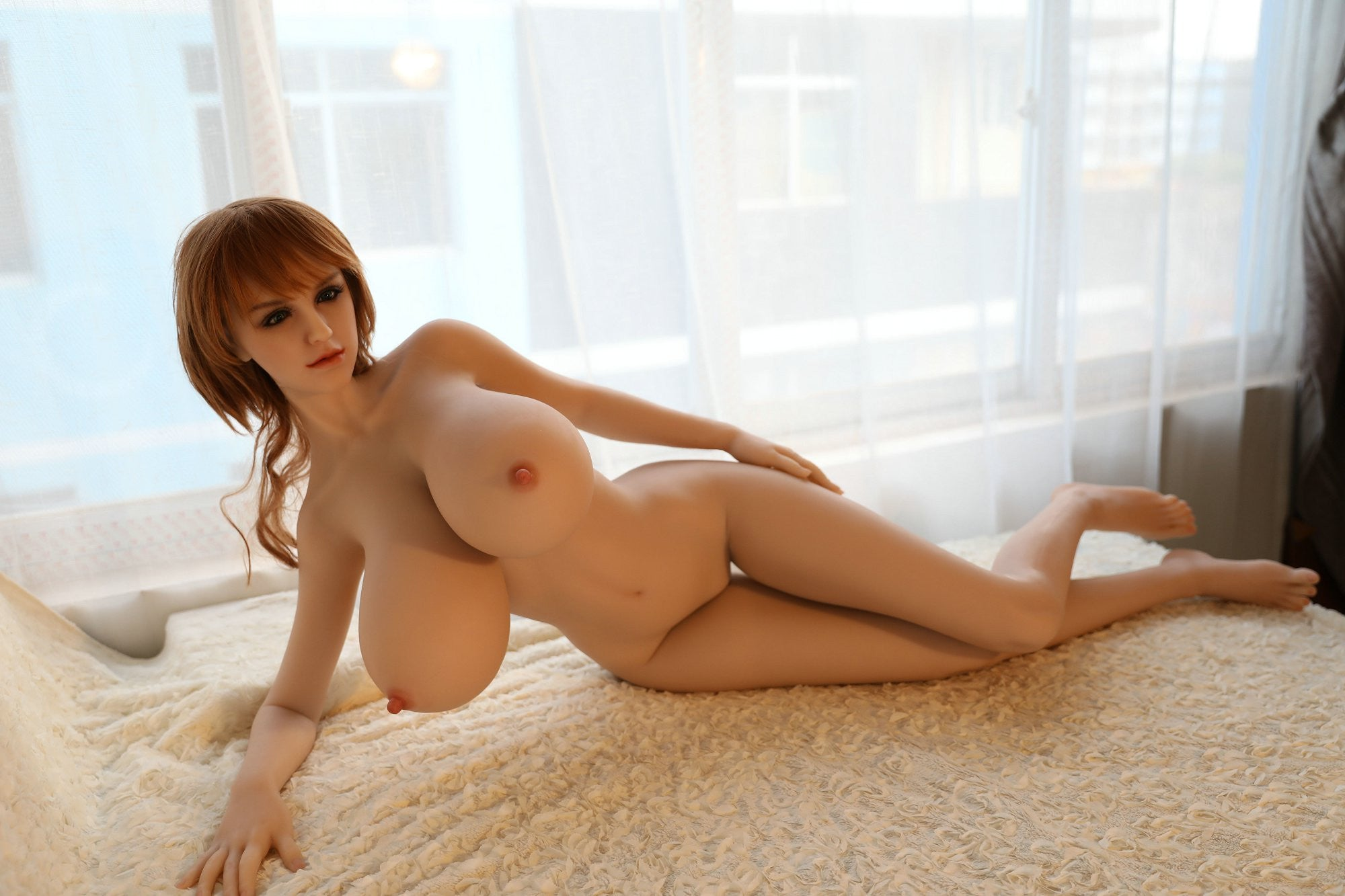 Ruby 165Cm Silicone Sex Doll With R-Cup Breasts  Silicon -2783