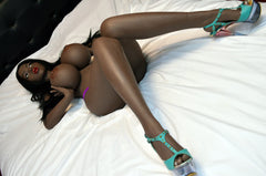Zara: Big Ass Black Sex Doll