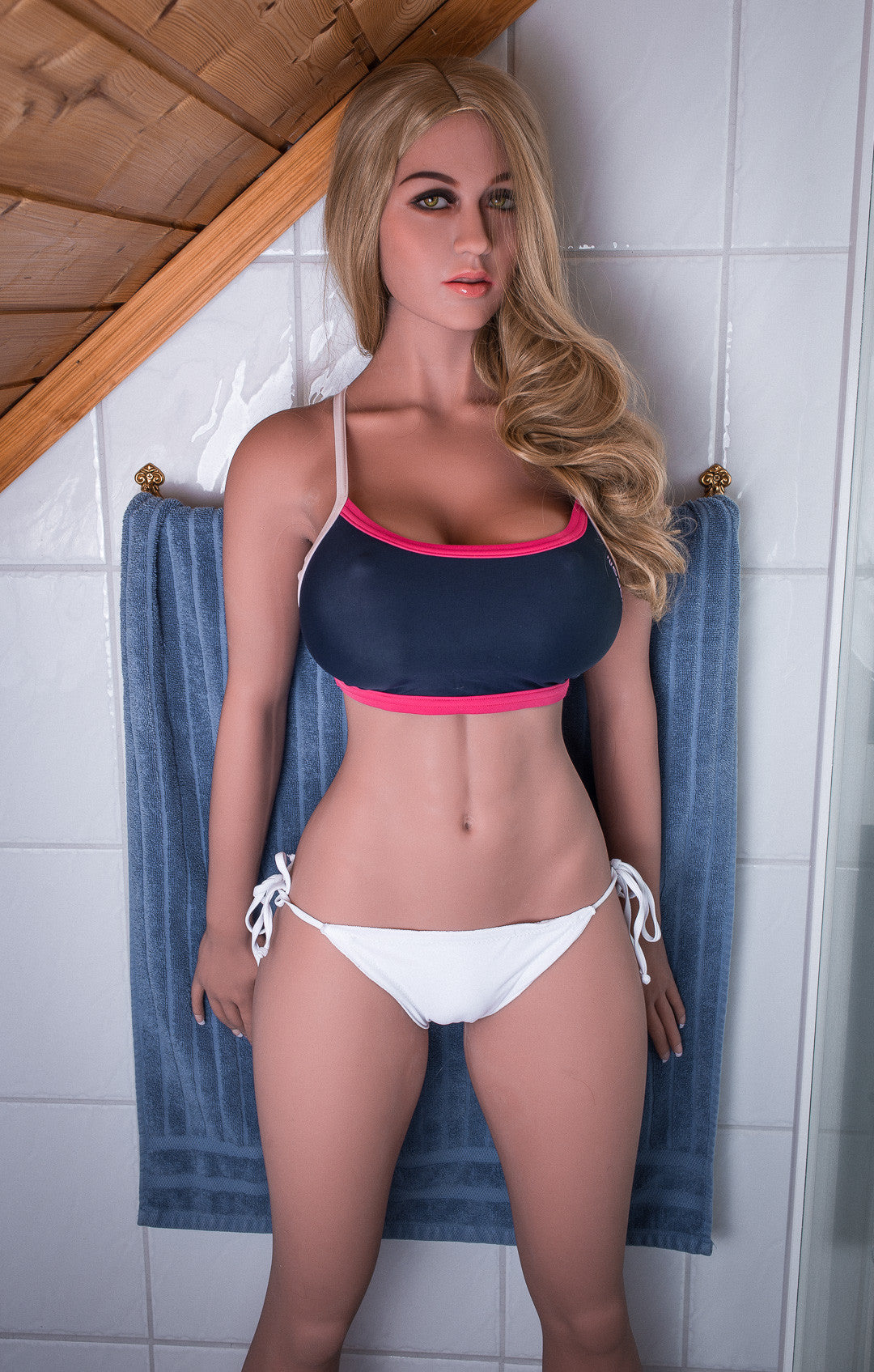 Blake - 170Cm Sex Doll Athletic Body Love Doll  Silicon Wives-3775
