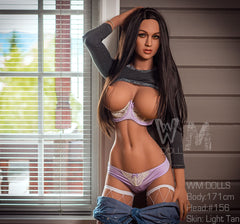 Victoria: Tall Sex Doll