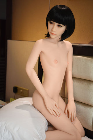 flat chest sex doll