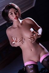 Asian sex doll Kiki