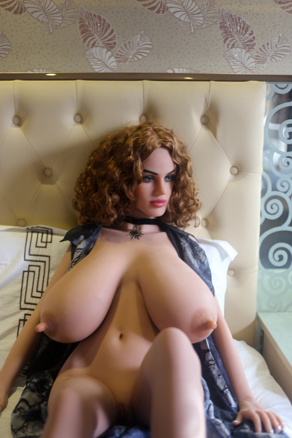Rebecca - Large Breast Tpe Sex Doll - 165Cm Love Doll -1562