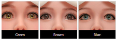 Sex Doll Eye Color