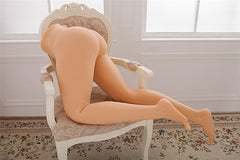 Silicone Half Sex Doll with Legs, Ass and Feet