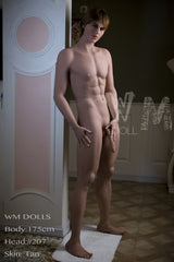 Tanner: Tall Male Sex Doll
