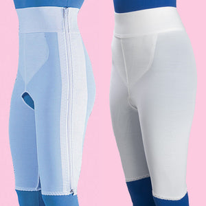 Above Knee Garment - Contact Closure Package