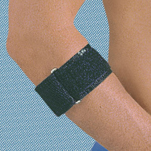 Tennis Elbow Support, Black (#3102)
