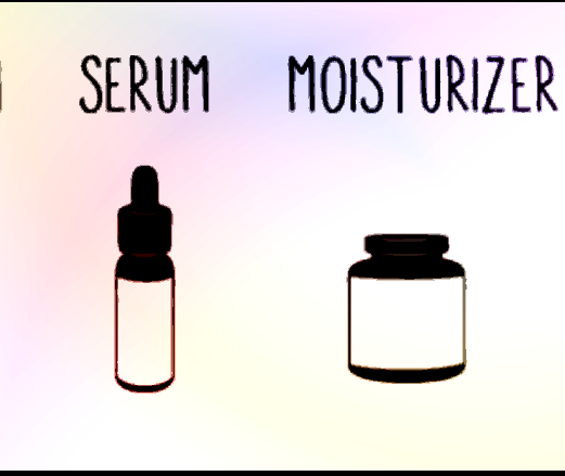 Skin Care Creams vs Serums