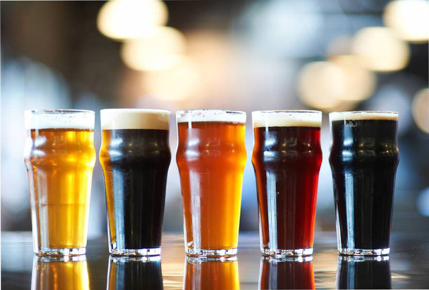 The Rise of Craft Beer in the US