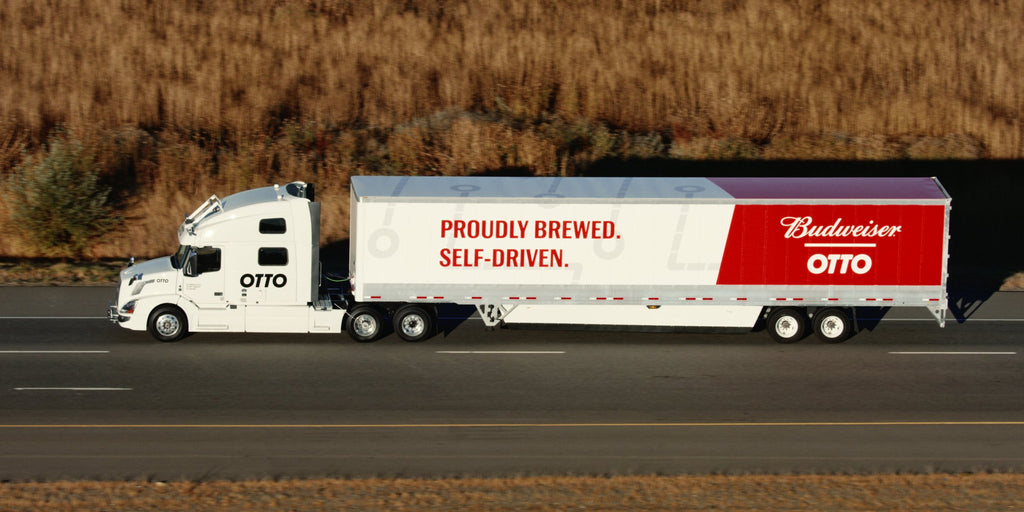 Self Driving Beer