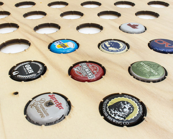 South Ireland Beer Cap Map Country Flag