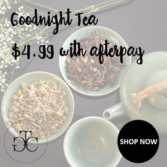 The Goodnight Co Goodnight Tea