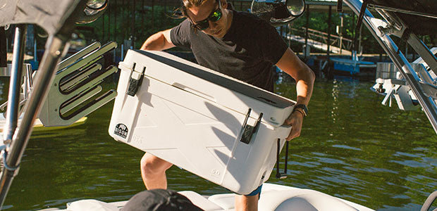 How to Clean a Bison Cooler, Durable Cooler Made in America