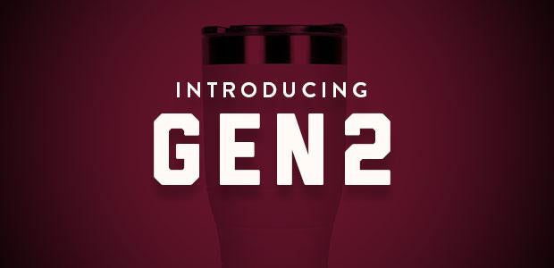 What's New About Bison's GEN2 Tumblers?-Bison Coolers