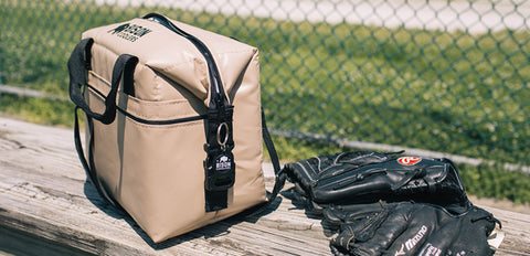 Play Ball with a Bison Softpak