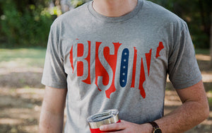 Bison USA TShirt