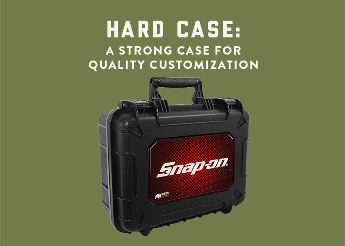 Hard Case with Customization