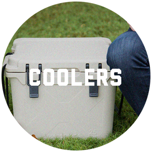Coolers - Keep Ice Longer