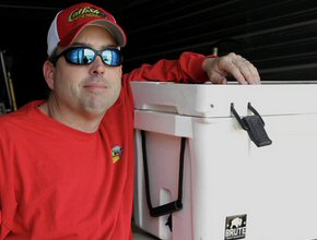 Chad Ferguson, Catfish Extraordinaire - Bison Coolers