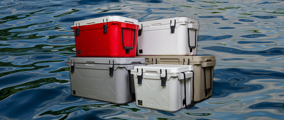 The Best Ice Chest for a Boat - Bison Coolers