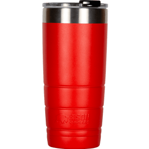 22 oz Bison Tumbler - Red