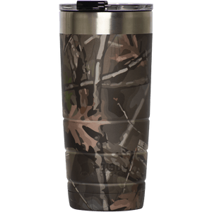 22 oz Bison Tumbler - BambiX Camo - Limited Edition