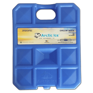 Bison Coolers Chillin' Brew™ IcePaks. Eco-Friendly way to keep the contents of your Bison Cooler cold. Non-Toxic & Non-Hazardous