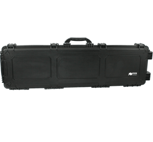 Bison 5317 Large Roller Hard Case - Black