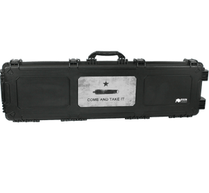 Bison 5317 Large Roller Hard Case - Come And Take It!