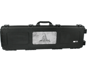 Bison 5317 Large Roller Hard Case - Don't Tread On Me