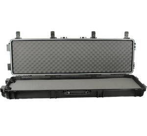 Bison 5317 Large Roller Hard Case - Open