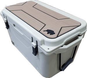 Bison Coolers - Best Boating and Fishing Cooler Accessories. Nonslip traction pad by Gatorstep for Bison Coolers