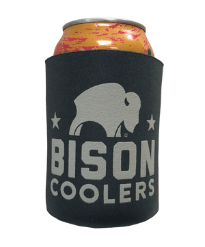 Bison Can Koozie