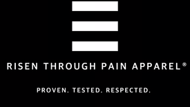 Risen Through Pain Apparel