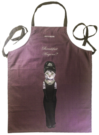 Pets Rock Apron -Breakfast
