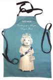 Pets Rock Apron - Cooking up a Right Royal Feast