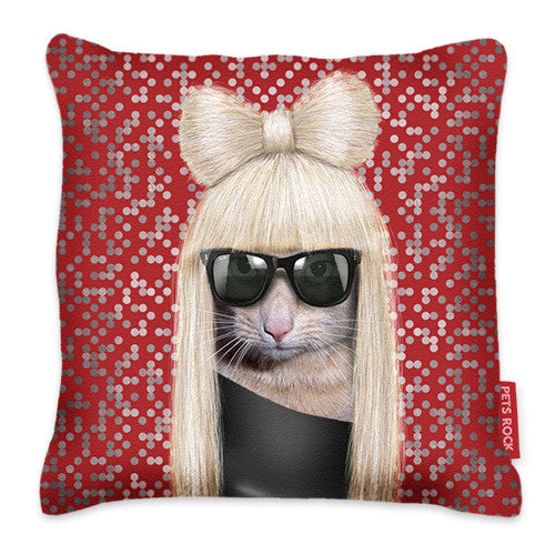 Pets Rock Cushion GG