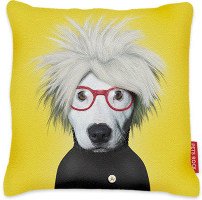 Pets Rock Cushion Soup