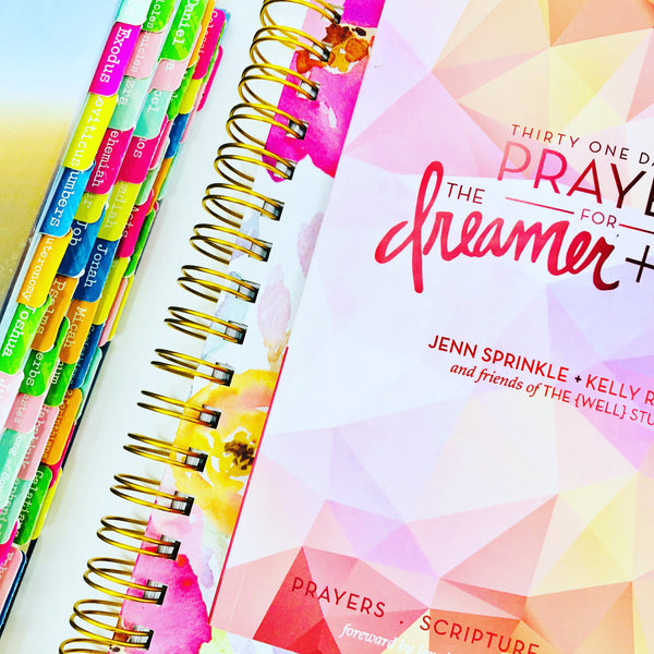 How I Plan - Part II - Bible Journaling