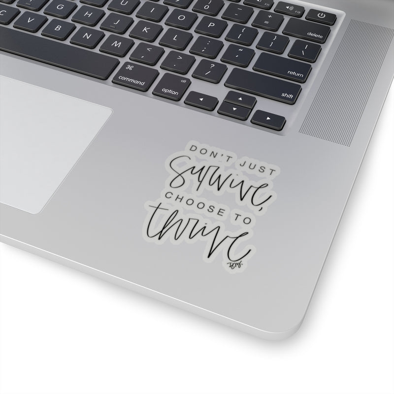 Thrive Sticker