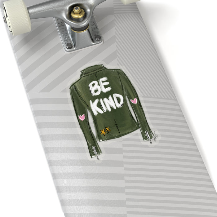 Stylish Planners Home Decor and Stylish Gifts - Be Kind Sticker